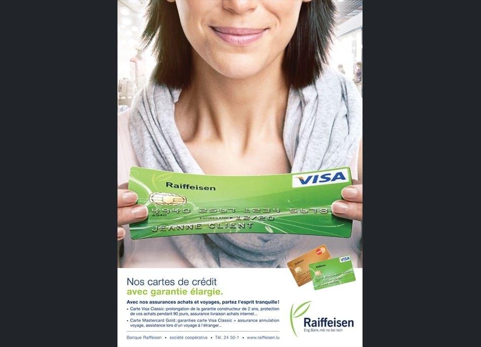 RAIFFEISEN-CAMPAGNE-VISA