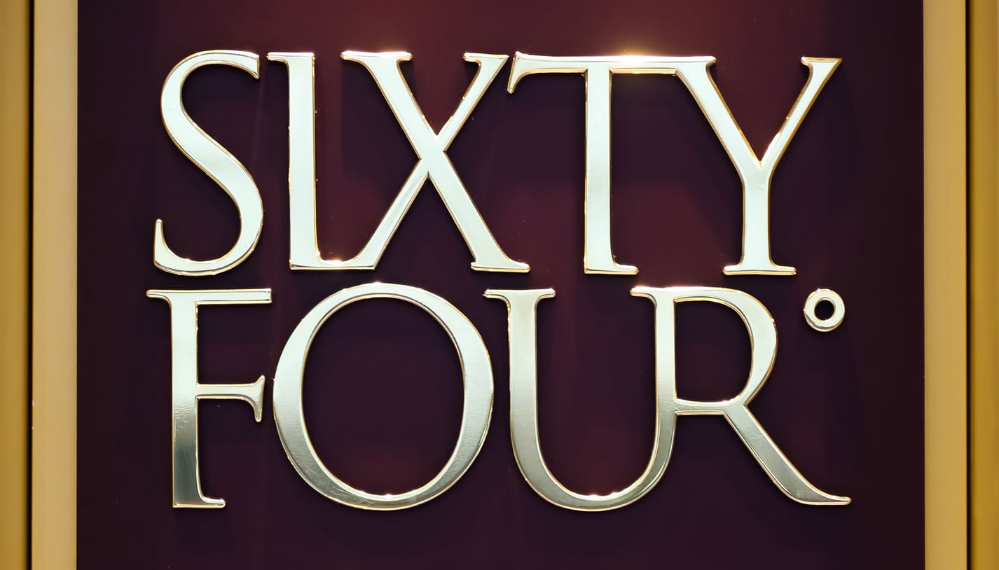 logo Bar Sixty Four
