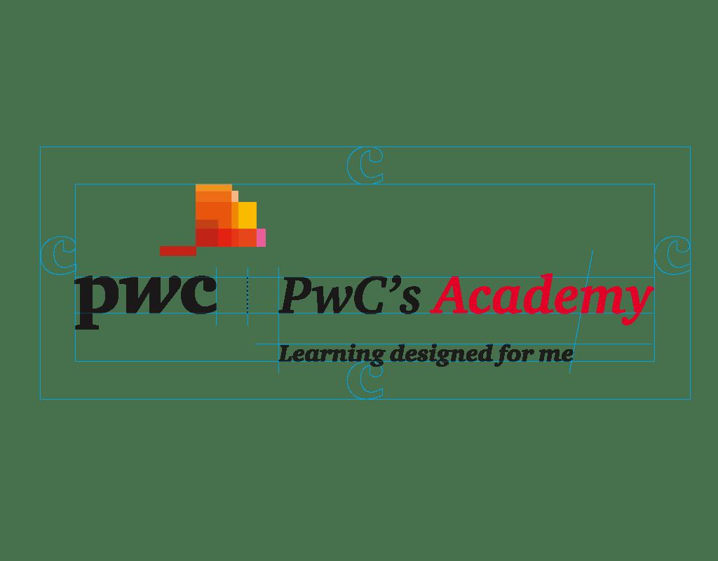 nouveau logo PwC's Academy