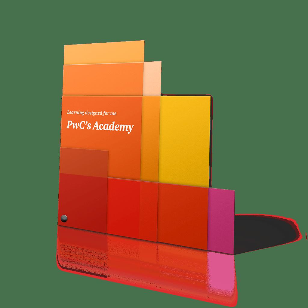 brochure PwC's Academy