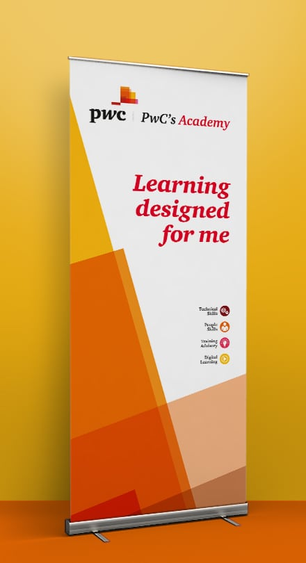roll-up PwC's Academy