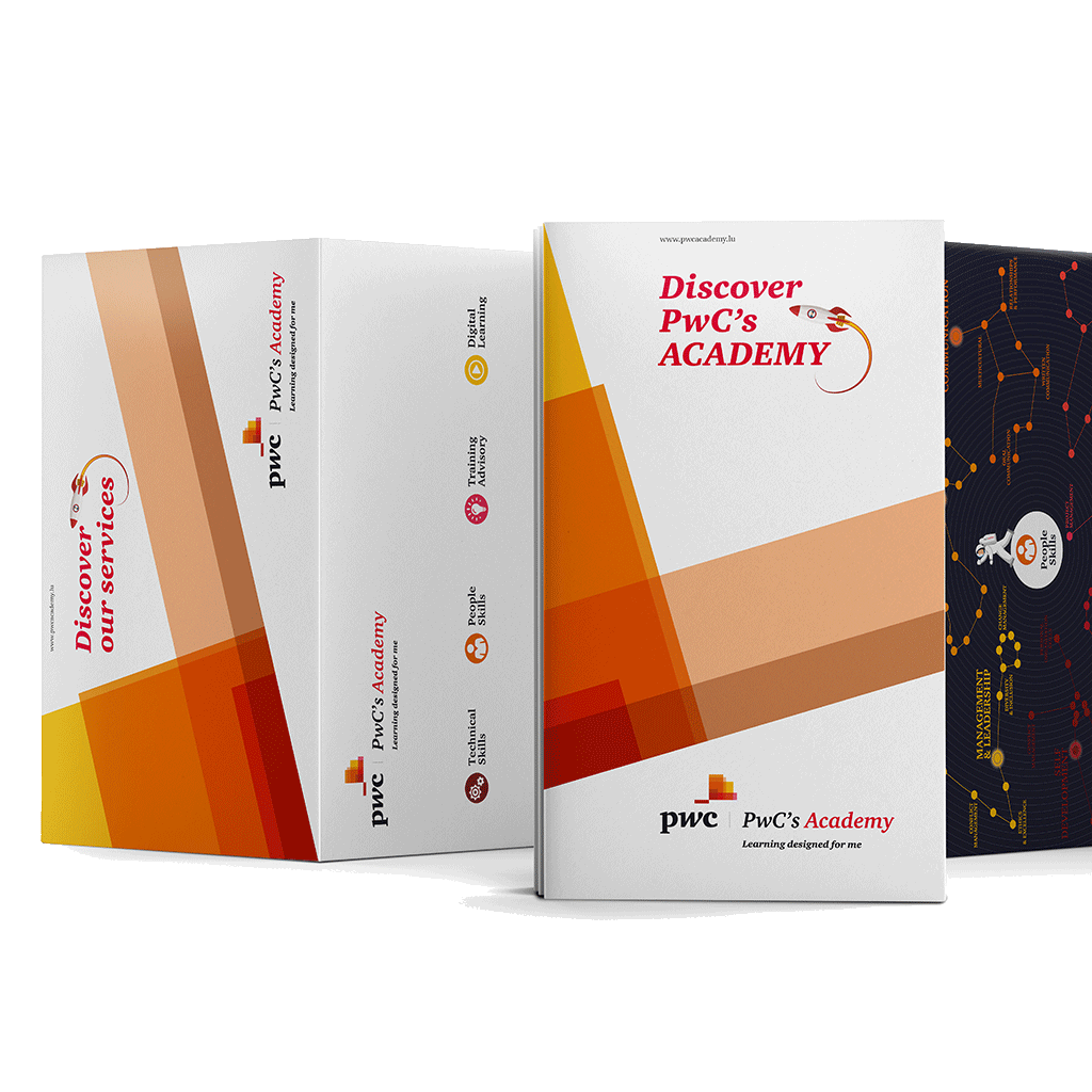Poster PwC's Academy