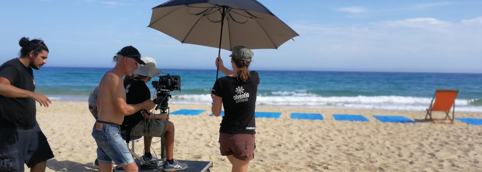 tournage spot Lalux Pension