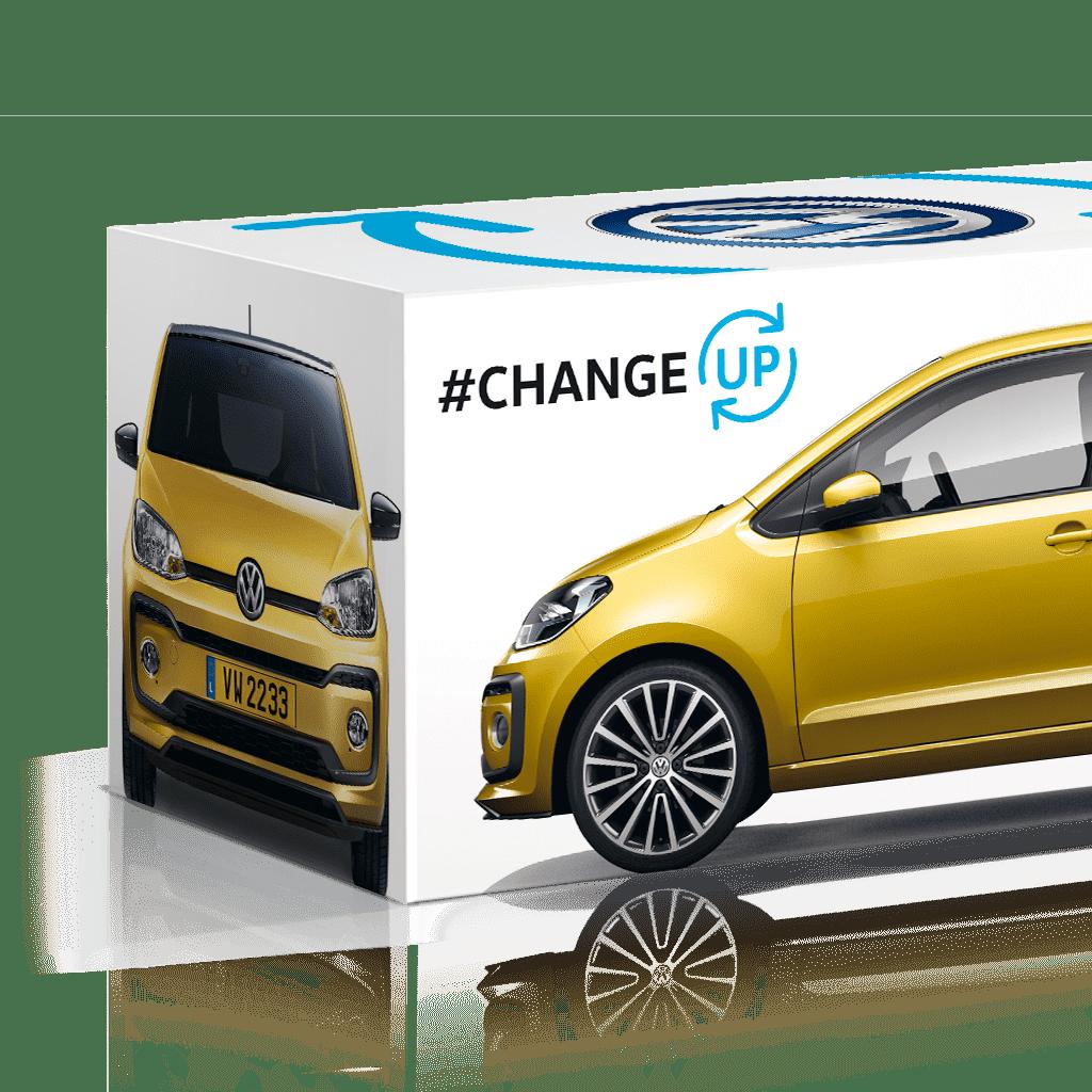 VW box change up